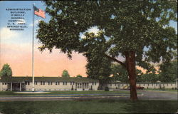 Administration Building, O'Reilly General Hospital, U. S. Army