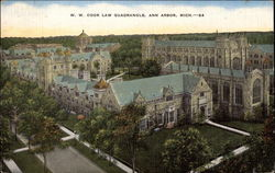 W. W. Cook Law Quadrangle