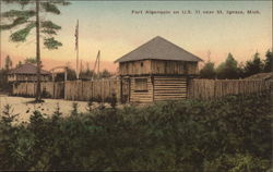 Fort Algonquin on U.S. 31