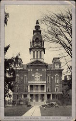 Hillsdale College - Main Building