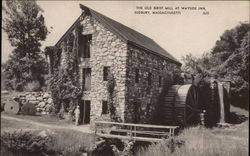 The Old Grist Mill at Wayside Inn