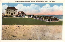 Race Point Coast Guard Station, Provincetown