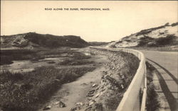 Road Along the Dunes