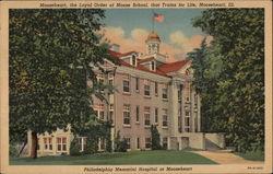 Philadelphia Memorial Hospital at Mooseheart