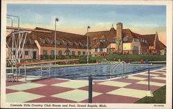 Cascade Hills country Club House and Pool