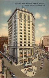 National Bank Building - Campau Square