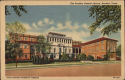 The Houston Central Library