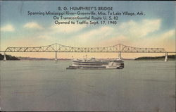 B.G. Humphrey's Bridge