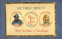 Flag of Victoria County