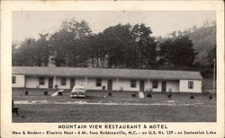 Mountain View Restaurant & Motel