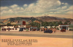 Rodeo Court and Hotel