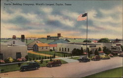 Taylor Bedding Company, World's Largest