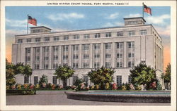 United States Court House Postcard