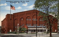 Birmingham Auditorium, 8th Avenue North