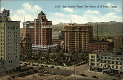 San Jacinto Plaza, the heart of El Paso