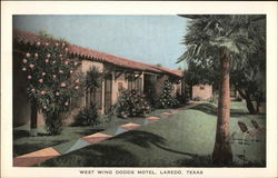 West Wing Dodds Motel