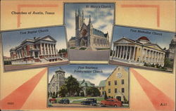 Churches of Austin, Texas