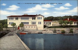 The L. A. Schreiner Residence - Cedar Lake