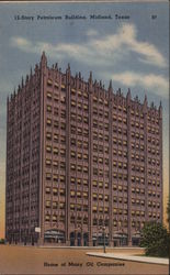 12-Story Petroleum Building