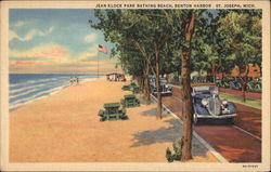 Jean Klock Park Bathing Beach, Benton Harbor