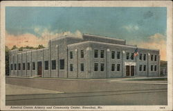 Admiral Coontz Amory and Community Center