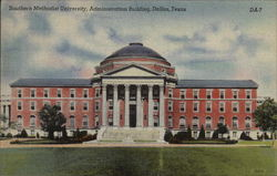 Southern Methodist University, Administration Building