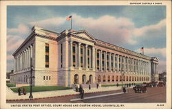 United States Post Office, Court House and Custom House
