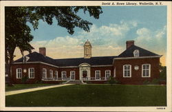 David A. Howe Library