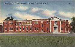 Gregory Hall, State Teachers College