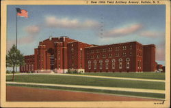 New 106th Field Artillery Armory