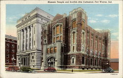 Masonic Temple and Scottish Rite Cathedral