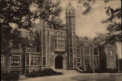 Administration Building, Wagner College