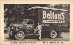 Belton's Transfer Co. - Local Household Moving