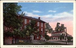 Historic Walker Taverns, Cambridge Junction