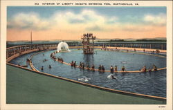 Liberty Heights Swimming Pool