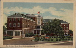 The Stratford Hotel on Route 1
