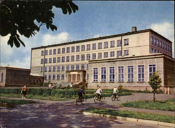 3rd Middle School Ventspils Latvia Eastern Europe