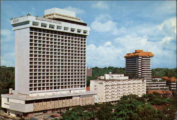 The Singapore Hilton Southeast Asia