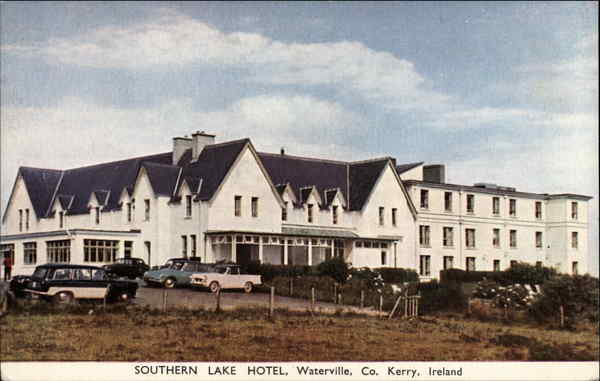 Southern Lake Hotel Waterville Ireland
