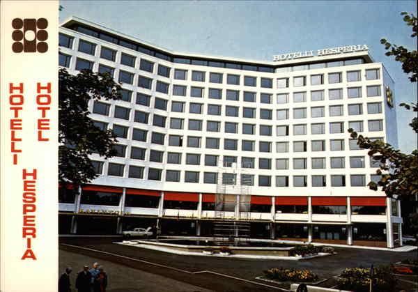Hotel Hesperia Helsinki Finland
