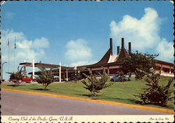 Country Club of the Pacific Postcard
