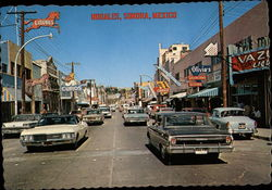 Obregon Avenue Postcard
