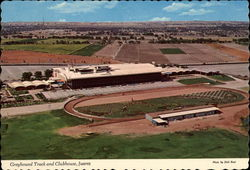 Greyhound Track and Clubhouse