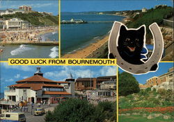 Good Luck from Bournemouth, England