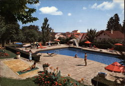 Les Grands Hotels - Swimming Pool