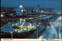 Nighttime Glitter - expo'74 World's Fair