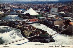 The Falls - World's Fair Spokane 1974