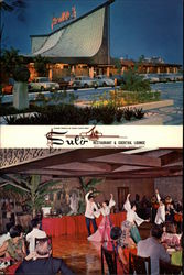 Sulo Restaurant & Cocktail Lounge Postcard