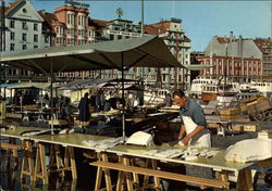 View of the Fish Market