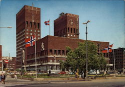 Radhuset (The City Hall)